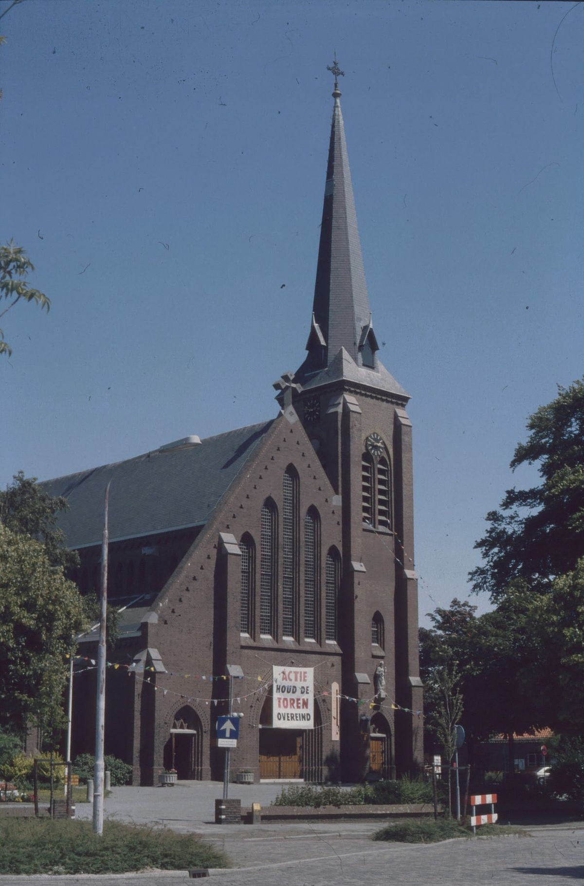 Sint-Martinuskerk (Hillegom) - Wikipedia