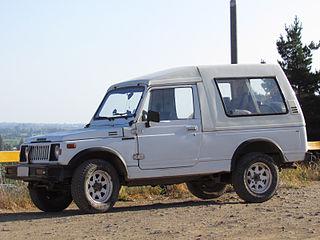 Maruti Suzuki Gypsy Car model