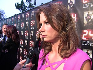 Mary Lynn Rajskub at the 24 Finale Screening -...