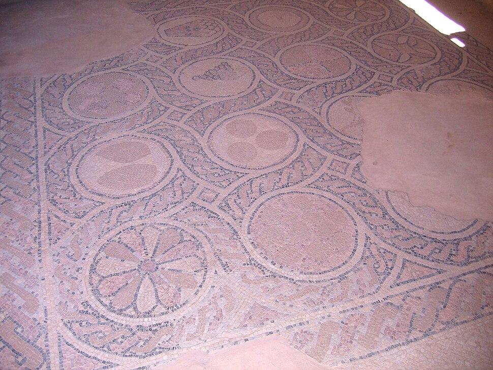 Masada Byzantine Chrch0020