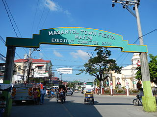 Masantol, Pampanga Municipality in Central Luzon, Philippines