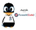 Mascotte Anatole de ForeachCode.png