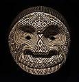 Mask used on folk ritual Kamentsa on Chaquiras indigenous people of Colombia.jpg