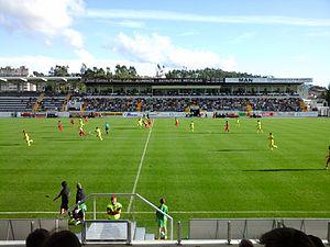Estádio da Mata Real - Image: Mata Real