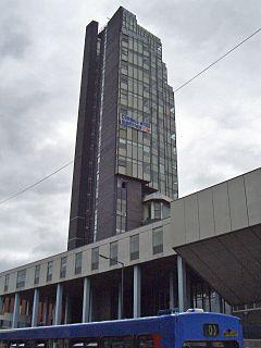 Mathematics Tower, Manchester mathematics