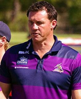 Matt Adamson Pro RL coach and former Australia international rugby league footballer