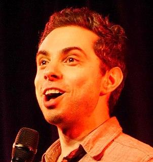 Matt Kirshen British comedian
