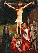 Matthias Grünewald - Die Kreuzigung Christi (Kunstmuseum Basel).jpg