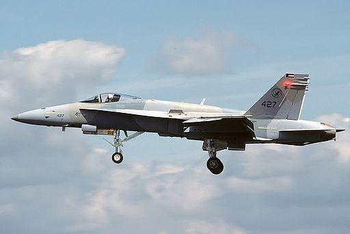 McDonnell Douglas F-A-18C Hornet, Kuwait - Air Force AN2023623