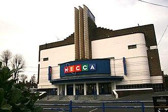 Gambling in the United Kingdom - A Mecca bingo hall in Birmingham.