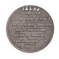 Medalj, 1800 - Skoklosters slott - 110759.tif