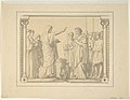 Melchizedek Presenting Abraham with Bread and Wine MET DP806396.jpg