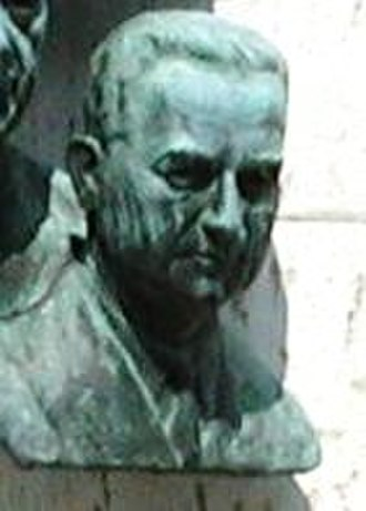 Joseph L. Melnick - Bronze bust of Melnick in the Polio Hall of Fame
