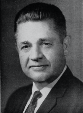 Melvin D. Synhorst - Synhorst in 1967
