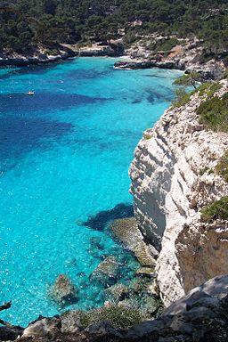 Menorca Cala Mitjana