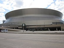 Mercedes-Benz Superdome Seating Chart, Pictures, Directions, and ...