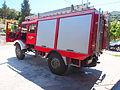 Mercedes fireengine of the Fire sub-station of Apollonia, Pyrosvestiko klimakio Apollonion, pic1.JPG