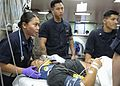 Mercy conducts mass casualty exercise during Pacific Partnership 2015 150716-N-PZ713-193.jpg