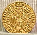 Messina, pietro e costanza d'aragona, oro, 1282-1285, 01.JPG