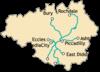 Metrolink-retodiagramo