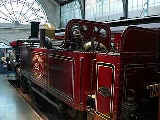 Sir John Fowler, 1st Baronet - Fowler's A class locomotive