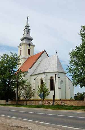 Tileagd - Reformed church