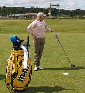 Mhairi McKay Scottish golfer