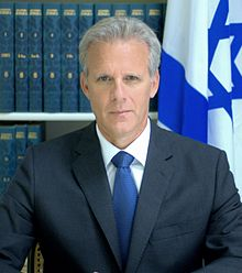 Michael Oren is Israel's ambassador to the United States. – From Wikipedia