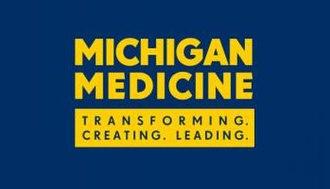 Michigan Medicine - Image: Michigan Medicine logos 6