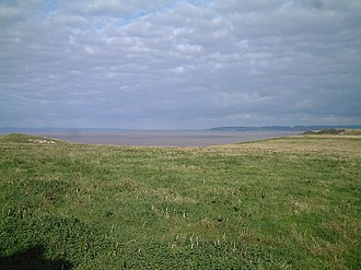 Sand Point and Middle Hope - Image: Middle Hope geograph.org.uk 63208