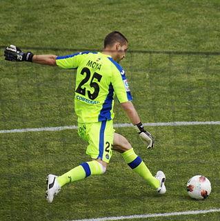 Miguel Ángel Moyá Spanish footballer