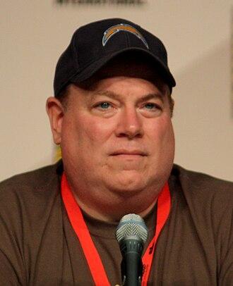 Brian Sings and Swings - Michael Rowe wrote the episode.