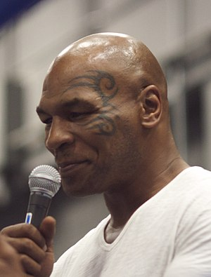 Mike Tyson at SXSW 2011