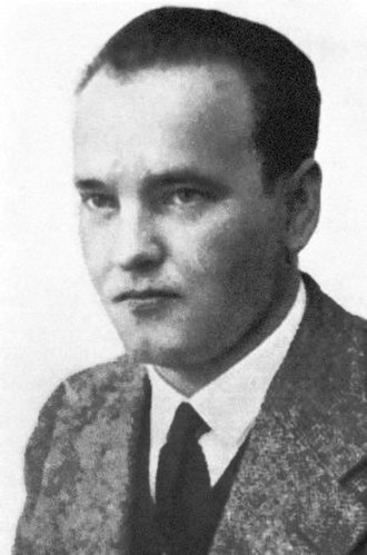 Milan Gorkić - Milan Gorkić photographed shortly after he was arrested by the NKVD in 1937