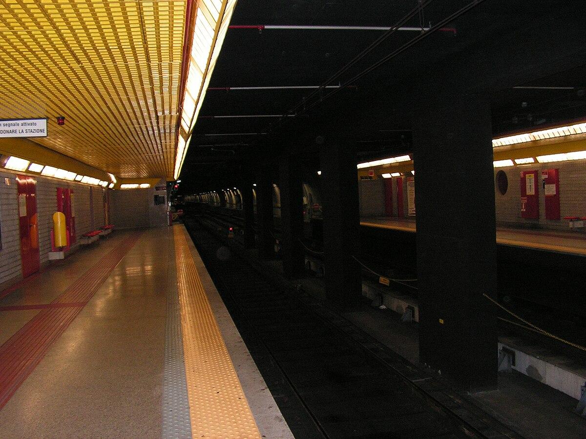 Maciachini Milan Metro Wikipedia