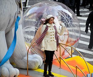 """I Thought I Lost You - Cyrus performed """"I Thought I Lost You"""" at the 2008 Macy's Thanksgiving Day Parade."""