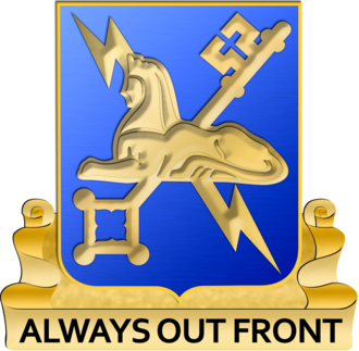 902nd Military Intelligence Group (United States) - Image: Military Intelligence Regimental Insignia