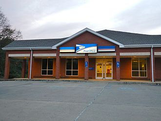 Millbrook, Alabama - Millbrook Post Office (ZIP code: 36054)