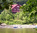 Millbrook Inn, Pond Eddy, NY from across the river.jpg