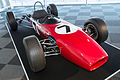Mitsubishi Colt Formula F3A front-right 2012 Suzuka Circuit Time Machine Exhibition.jpg