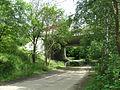 Mnichovice, Božkov, D1 underpass.jpg