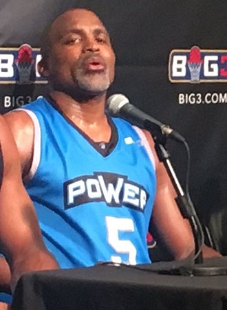 Cuttino Mobley - Mobley in June 2017