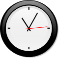 Modern clock chris kemps 01.svg