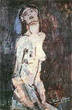 Modigliani, Suffering Nude.jpg