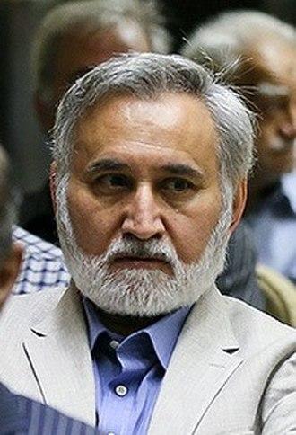 Mohammad-Reza Khatami - Image: Mohammadreza Khatami