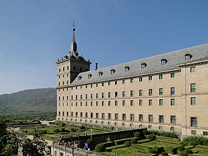 Monastery of El Escorial 04