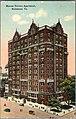 Monroe Terrace Apartments, (Corner Franklin and Laurel Streets.) Richmond, Va. (16836374751).jpg