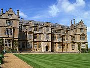 Montacute House Apr 2002