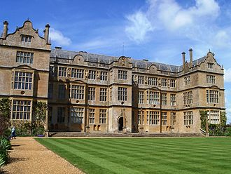 William Arnold (architect) - Image: Montacute House Apr 2002