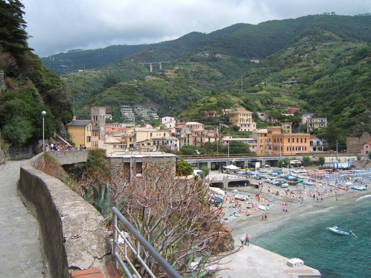 Monterosso Al Mare Wikip 233 Dia